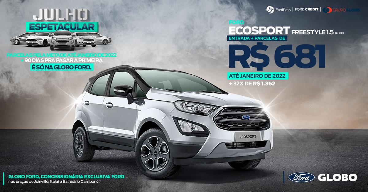 Ecosport Freestyle - Junho 2020