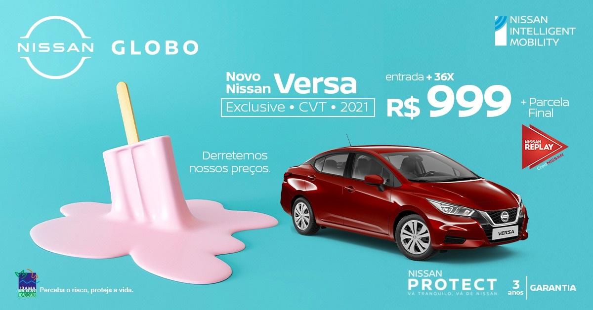 Novo Versa - Janeiro 2021
