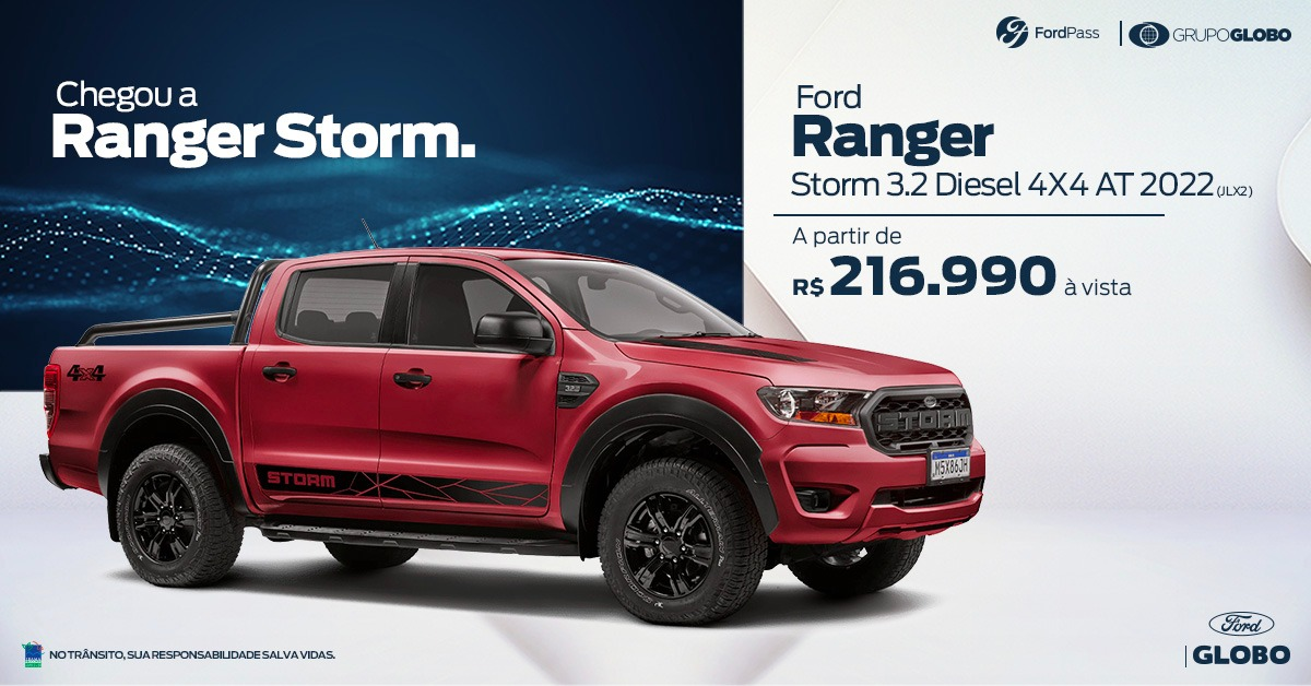 Ranger Storm - Junho