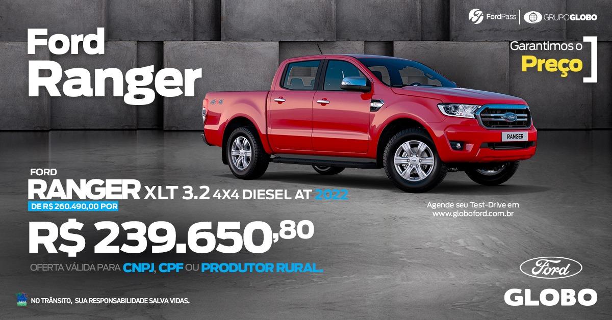 Ranger XLT VD - Setembro