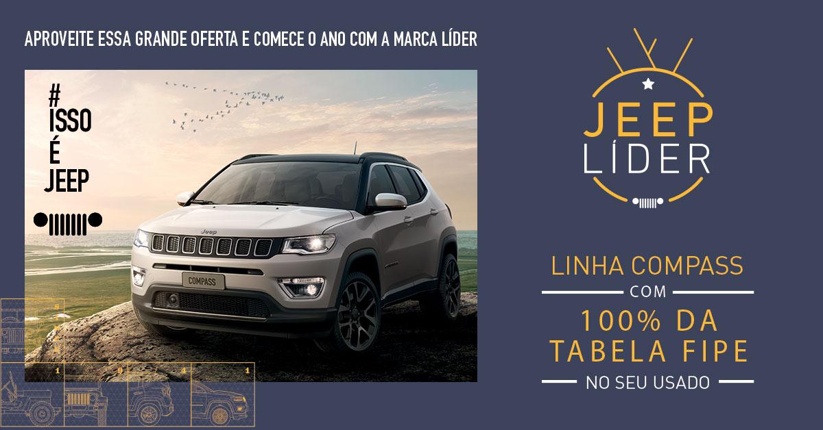 Jeep Compass - Campanha Fevereiro