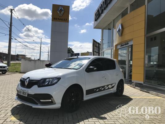 Novo Sandero RS 2.0 16V