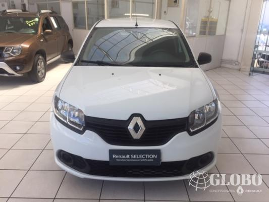 Novo Sandero Authentique 1.0 12v SCe