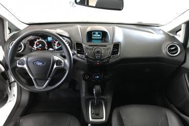 New Fiesta Hatch TITANIUM 1.6  AUTOMATICO