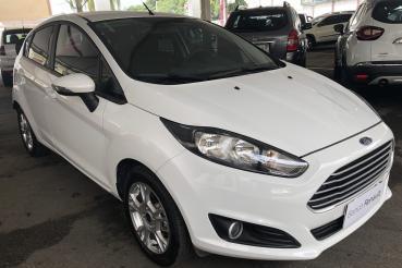 New Fiesta Hatch SEL 1.6