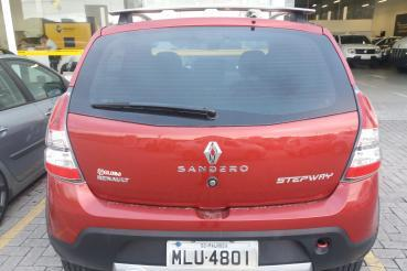 Sandero Stepway 1.6 8V Hi-Power