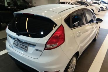 Fiesta TITANIUM 1.6