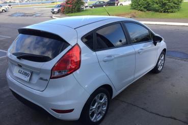 New Fiesta SEL 1.6