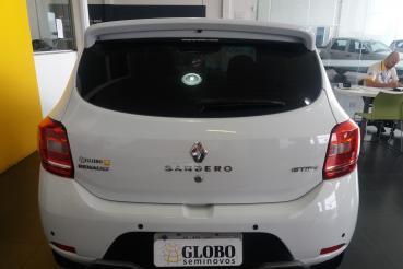 Novo Sandero GT LINE