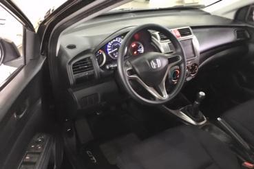 City Sedan DX 1.5 Flex 16V Mec.