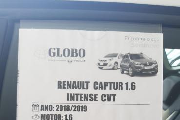 Captur Captur Intense 1.6
