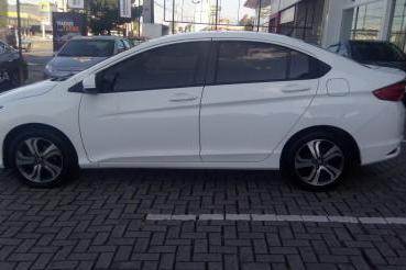 City Sedan LX 1.5 Flex 16V  Aut.
