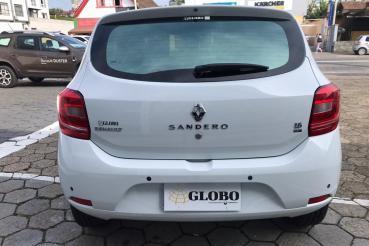 Novo Sandero Dynamique 1.6 SCe EasyR