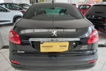 207 Sedan Passion XS 1.6 Flex 16V
