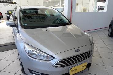 Focus Sedan TITANIUM 2.0 16V Flex  Aut