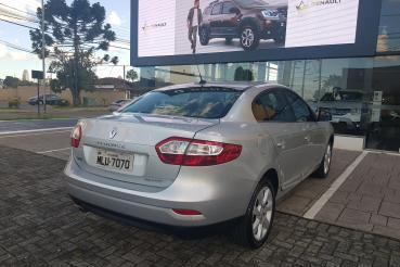 Fluence Sedan Privilège 2.0 16V FLEX Aut.