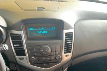 Cruze LT 1.8 16V FlexPower  Mec.