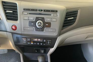 Civic Sedan LXS 1.8/1.8 Flex 16V Aut.