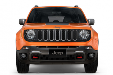 NOVO JEEP® RENEGADE da galeria de fotos do Globo Jeep