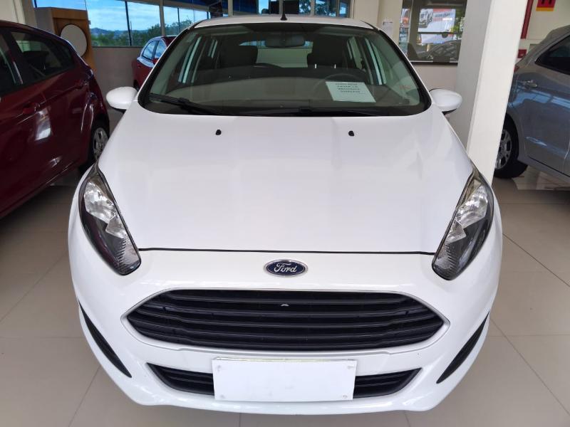 New Fiesta 1.5 16v Mec 5p