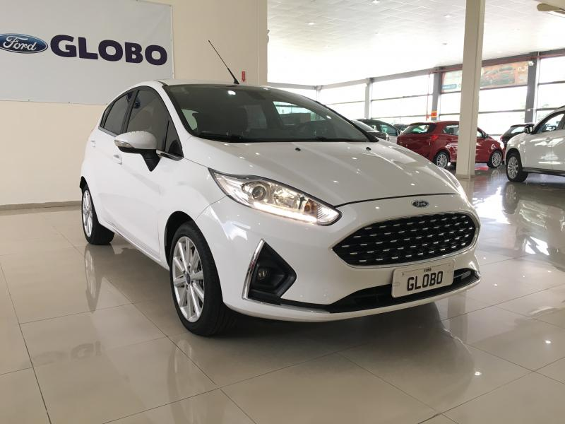 Fiesta TITANIUM PLUS 1.6 AT