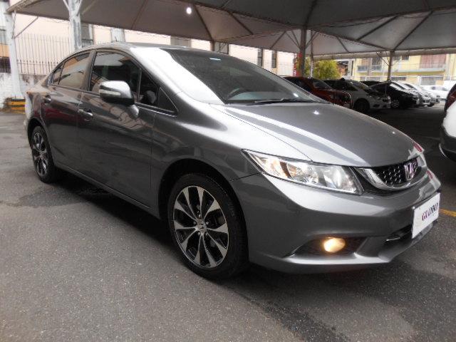 Civic LXR 2.0 Flex one 16V Aut. 4p
