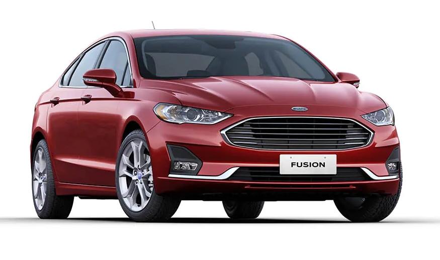 Ford Novo Fusion
