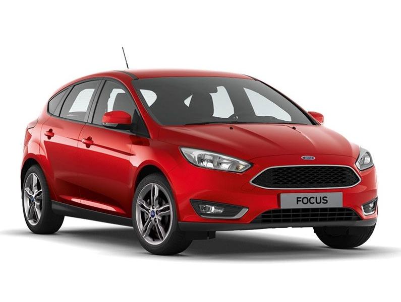 Ford Novo Focus